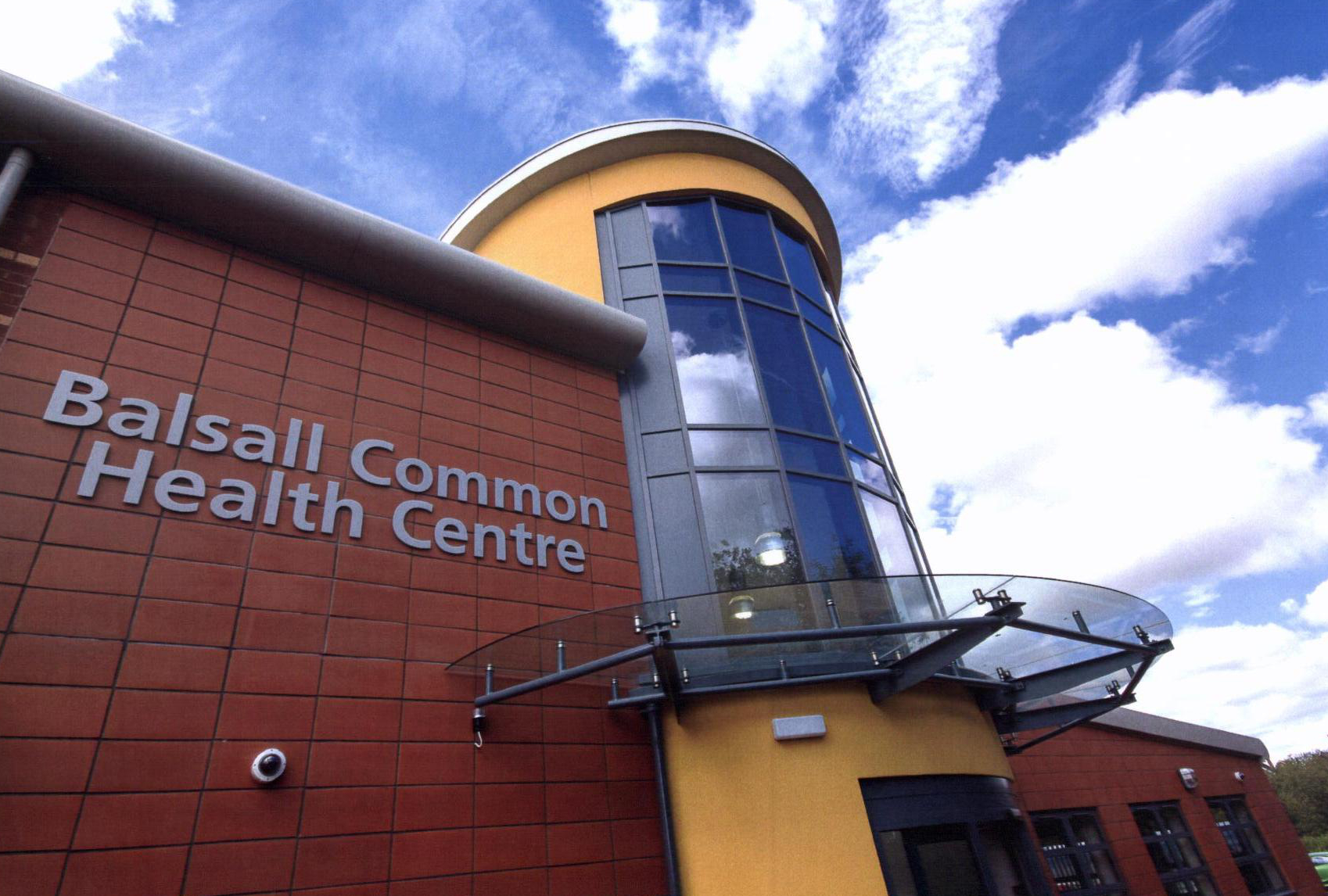 Balsall Common Surgery - About Us - Opening Ceremony at the