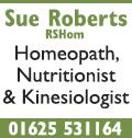 Sue Roberts RSHom