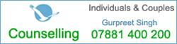Gurpreet Singh Counselling